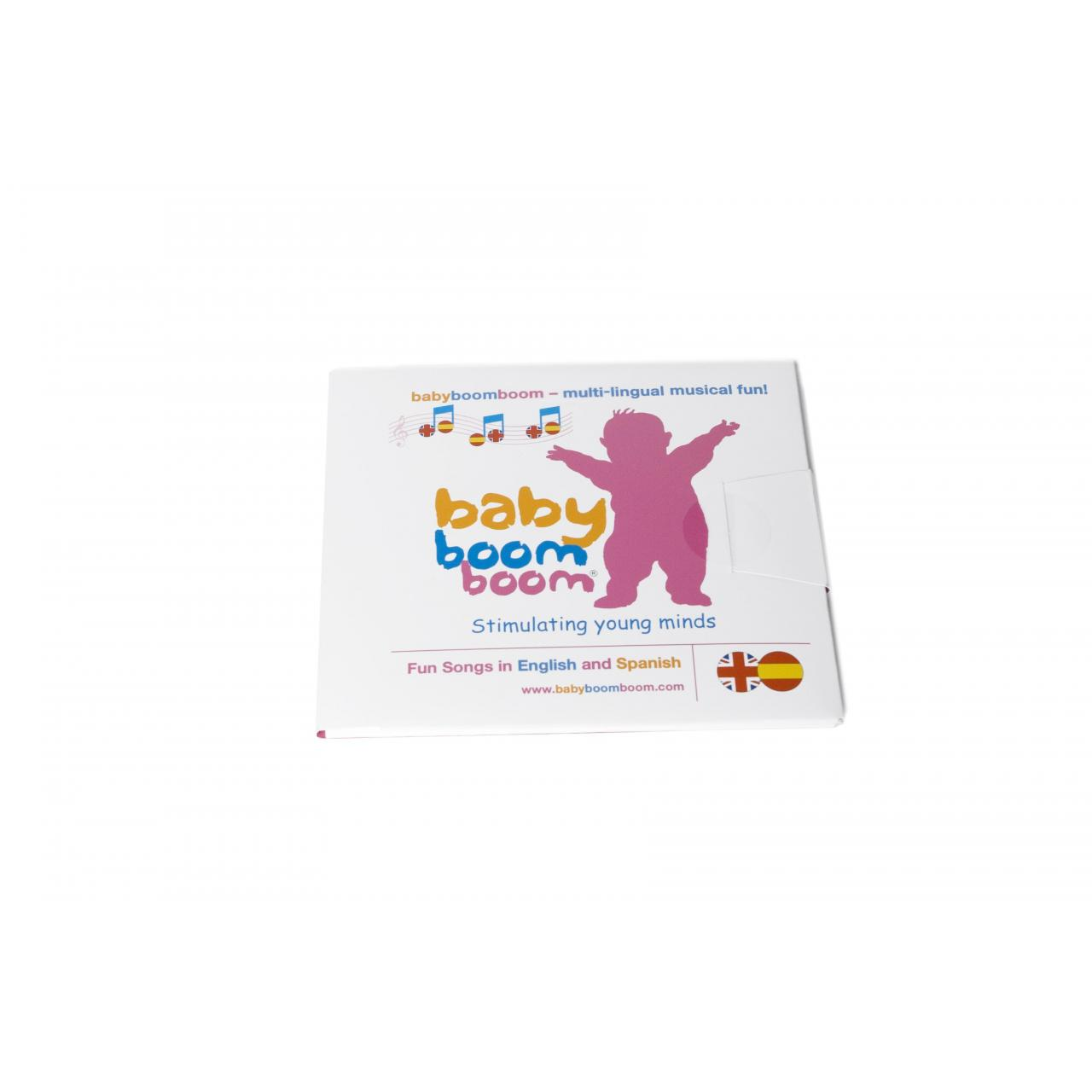 Buy cheap babyboomboom English and Spanish CD from wholesalers