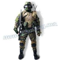 Buy cheap PVC Figure/Toy Product:Plastic Action Soldier, ABS Body Skeleton, 1:6 Scale Figure from wholesalers