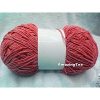 Buy cheap Yarn series Product name:Acrylic chenille yarn for knitting patterns from wholesalers