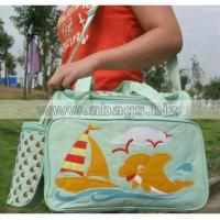 Wholesale Cute Castle Mummy Bag Plug Diaper And Nursing Bottle -In Stock#A01-0039 Manufactures