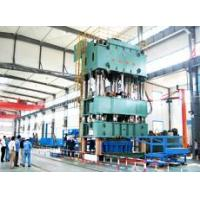 Buy cheap Hydraulic Press Dishing Press and Hot Metal Forming Press from wholesalers