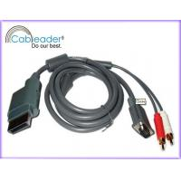VGA Cable Name:Cableader Xbox 360 VGA Cable Manufactures