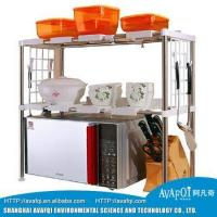 Wholesale Kitchen Organizers for family kitchen plastic storage rack from china suppliers