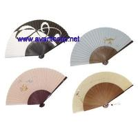 Wholesale Bamboo fan BF004 Bamboo folding fan from china suppliers