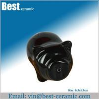 Wholesale Ceramic salt&pepper shaker ceramic pig salt and pepper shakers from china suppliers