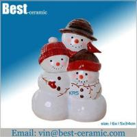 Buy cheap Ceramic jar&canister wholesale ceramic cookie jars from wholesalers
