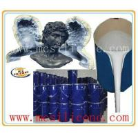 Buy cheap RTV-2 Condensation Cure Silicone Rubber RTV Silicon Rubber for Concrete Mold Making from wholesalers