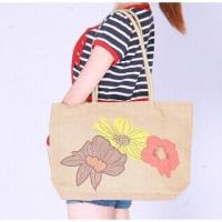 Buy cheap Paper string bag Natural Color 2014 Fashion Paper String Crochet Bag from wholesalers