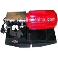 Buy cheap Bench twin cone fiberglass wire stripping machine SS-SM05 from wholesalers