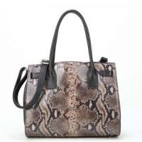 Buy cheap Snake Embossed Leather Bag Women from wholesalers