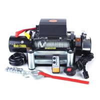 Buy cheap Off Road Winches 12000LB waterproof winch made in Ningbo China from wholesalers