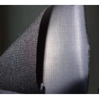 Buy cheap Net fabric bottom brushed/napped loop velcro fastener from wholesalers