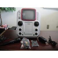 Buy cheap NEW  iLive IJ328 Karaoke System  iPod Dock/CD/CD+G w/ 5.5 Monitor from wholesalers
