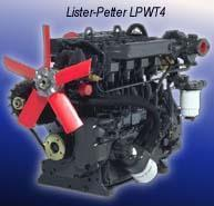 Buy cheap Lister-Petter Ind. Engines from wholesalers