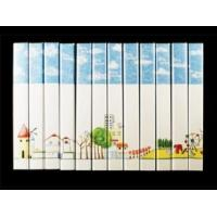 Buy cheap Landscape spine-paper type ring file from wholesalers