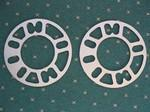 Buy cheap 4 & 5 Lug 3mm Thick Spacer (Pair) from wholesalers
