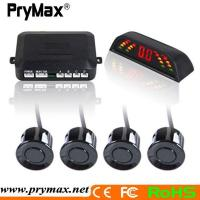 4 Parking Sensors Car Reversing Backup Radar System