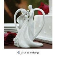 Buy cheap Wedding Cake Topper Bride and Groom from wholesalers