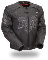 Buy cheap Men's Raceway Skull Jacket FRM266CICZ #FRM266CICZ from wholesalers