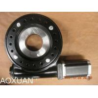 Buy cheap High Speed Worm Gear Slew Drive For Solar Tracker / Engineering Machinery from wholesalers