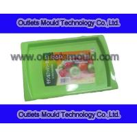Wholesale Plastic Plate molds Product name:Injection Tray Mold from china suppliers