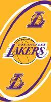 Buy cheap Los Angeles LAKERS beach towels from wholesalers