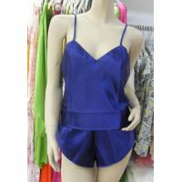 Buy cheap 515 ladie poly charmeuse short pyjama from wholesalers