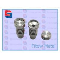 Buy cheap universal domeless titanium nail with GR2 14mm/18m from wholesalers