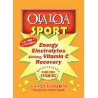 Wholesale Ola Loa SPORT Mango Tangerine Flavor All-Natural Hydrating Sports Drink Mix from china suppliers