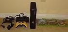 Quality Xbox 360 250GB Slim Glossy Console With Games Black Ops Halo 4 UFC 2009 for sale