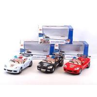 Buy cheap ELECTRIC POLICE CAR WITH DOOR-OPENED RD/BK/WH from wholesalers