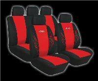 Buy cheap Red Flames Racing Car Seat Covers. from wholesalers