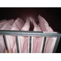 Buy cheap POCKET FILTERS filter efficiency from wholesalers