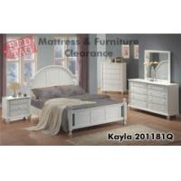 Buy cheap Coaster Queen White Poster Bedroom Suite CS-201181Q from wholesalers