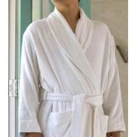 Buy cheap Luxurious Microfiber bathrobe for Woman from wholesalers
