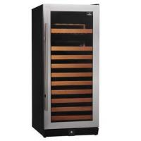 Buy cheap 100 Bottle Compressor Single Zone Wine Cooler from wholesalers