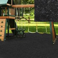 China Playground Recycled Rubber Mulch [RubberMulch] on sale