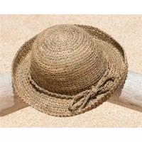 Buy cheap WOMEN Seagrass Hat - Dark from wholesalers