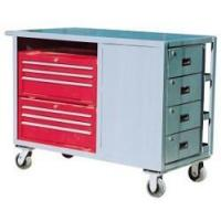 Buy cheap Jamco RP Mobile Workbench Cabinet (3 Shelves, 10 Drawers) from wholesalers
