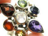Crystal Properties CHAKRA RING Manufactures