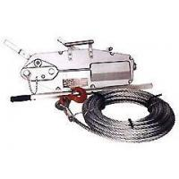 China Wire rope winch/Lever Block on sale