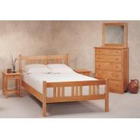 Wholesale Beds and Bedding Pacific Rim Maple Arts & Crafts Platform Bed from china suppliers