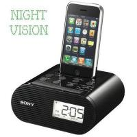 Sony iPhone Charger Hidden Camera Alarm Clock and Radio Manufactures