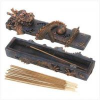Buy cheap CANDLES AND SCENTS Dragon Incense Burner[39606] from wholesalers
