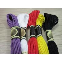Buy cheap Cotton Embroidery Thread 100% Cotton Embroidery Thread from wholesalers
