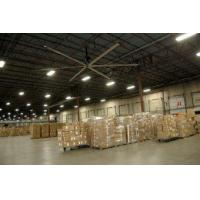 Buy cheap SERCO Velocity Series HVLS Warehouse Fans from wholesalers