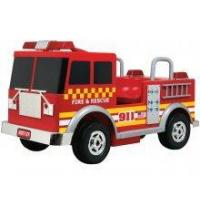 Buy cheap Kids Power Wheel Cars Kalee Fire Truck 12v Red Kids Battery Operated Cars [KL-40027] from wholesalers