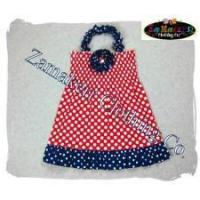 Buy cheap Memorial Day - 4th of July Patriotic Girl Casual Dress from wholesalers