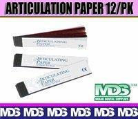 Buy cheap Articulation Paper Red and Blue 12 books/pk Ea. from wholesalers