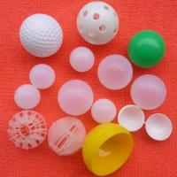Buy cheap Plastic balls hollow, hollow plastic ball from wholesalers